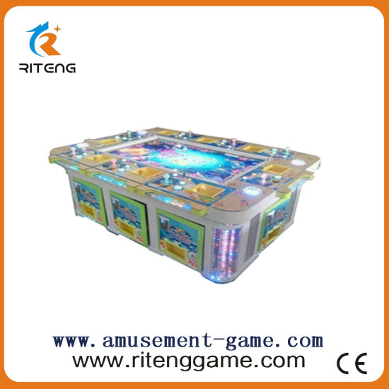 Fishing Machine Fishing Game Machine for Sale pictures & photos
