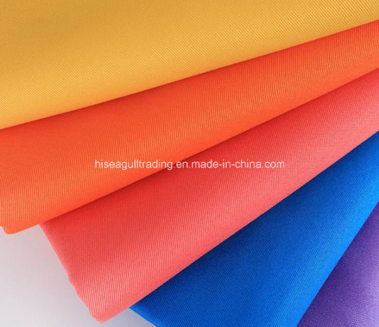 150dx300d Polyester Gabardine Uniform Furniture Fabric pictures & photos