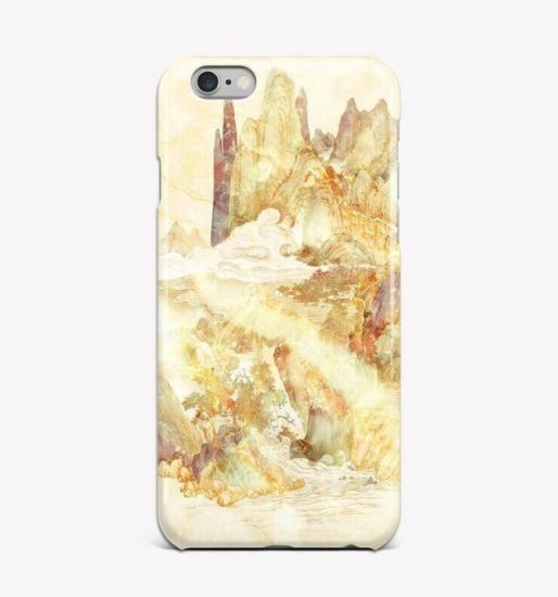 High Protective Soft TPU Imitation Nature Marble Phone Case Cover pictures & photos