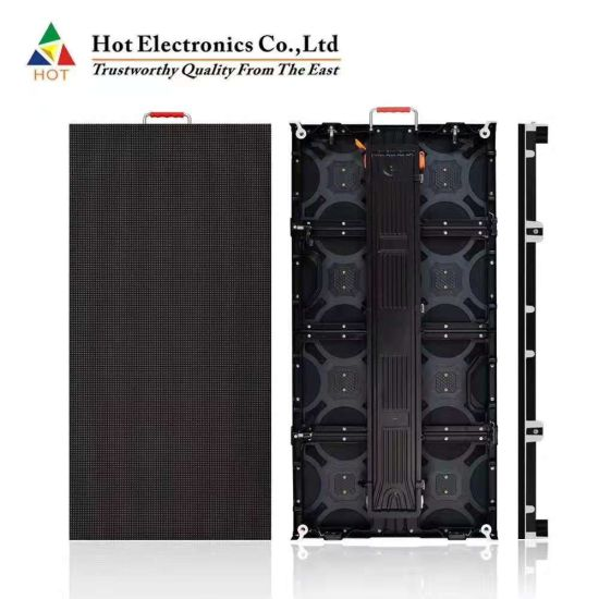 P3.91 Outdoor Full Color Rental Electronic SMD Waterproof Board Advertising LED Display