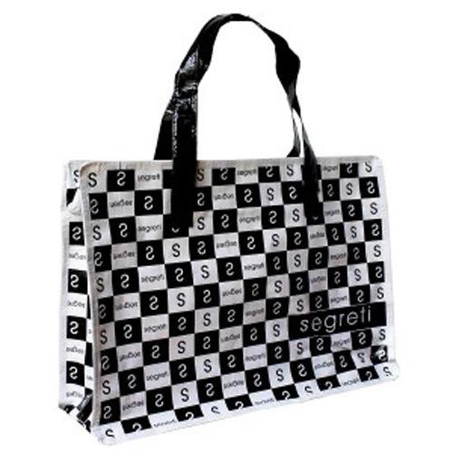 Cmyk Full Color Laminated Polypropylene Woven Bag