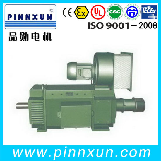 Z4 Zsn4 Zyzj Medium/Large Size DC Ball Rolling Mill Motor pictures & photos