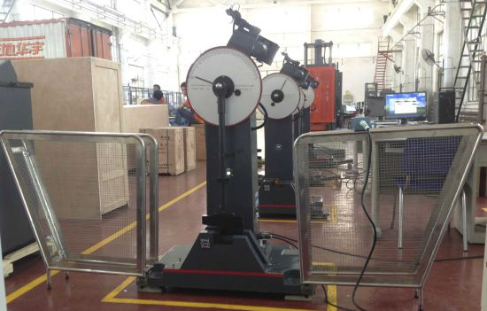 Impact Testing Machine JB-500B pictures & photos