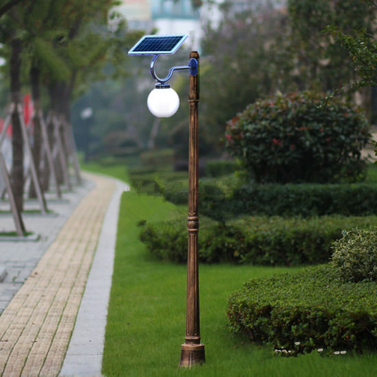 Mini High Quality Solar Power LED Light Garden pictures & photos