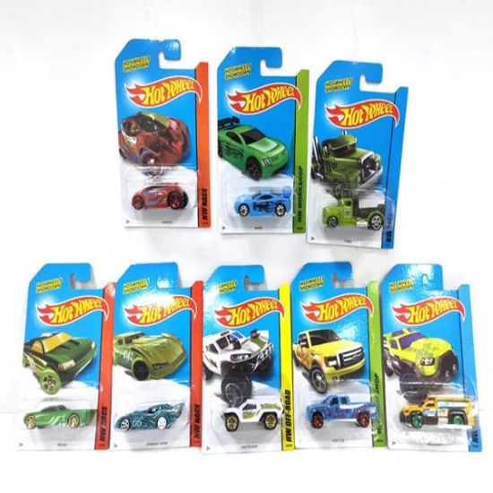 1: 64 Hotwheel Die Cast Mini Toy Car
