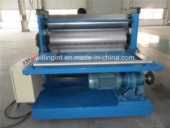 Hydraulic Steel Tile Roof Panel Embossing Machine