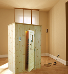 Sino-Japan New Designed Comfortable Sauna Room pictures & photos