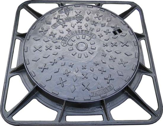 C250 D400 Ductile Iron Manhole Covers pictures & photos