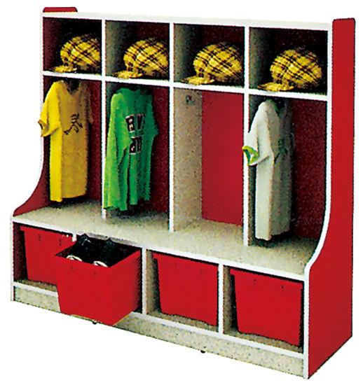 Kids Wardrobe/Kids Clothes Cabinet/Kids Storage Cabinet
