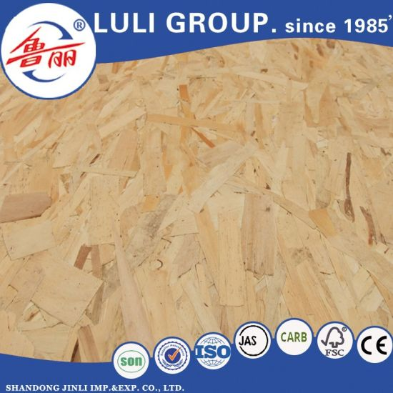 1220X2440mm OSB Board for Furniture Usage WBP Glue pictures & photos