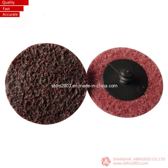 50mm, Tr, Ts, Tp Type Scoth-Brite Abrasives Roloc Disc pictures & photos