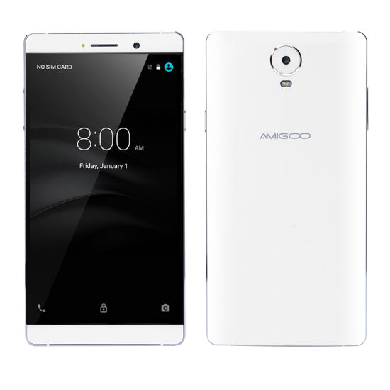 Smartphone Factory Wholesale Amigoo 5.0 Inch Cheapest Price Original Smartphone Mobile Amigoo H9 pictures & photos