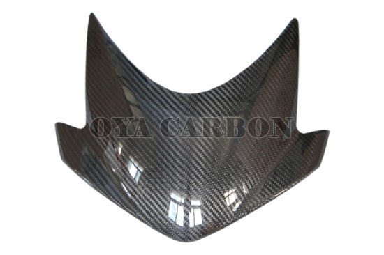 China Carbon Fiber Motorbike Parts Flyscreen For Triumph 2011 St