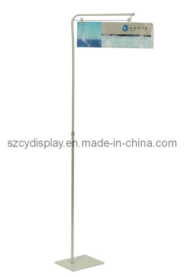Wall Picture Shelf Banner Stand Advertising