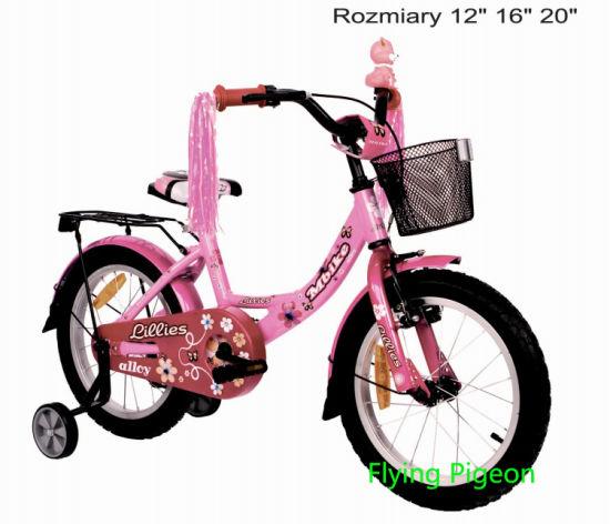 "12""/16""/20"" Bicycles Girl Kids Bike (FP-KDB-016)"