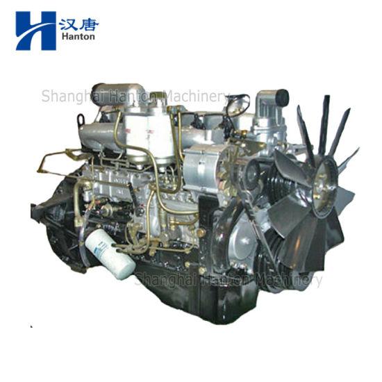 Isuzu 6BD1 auto diesel motor engine for truck and bus