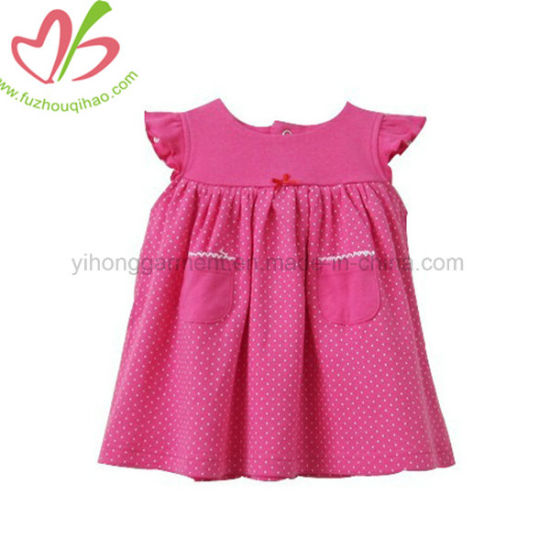2ddadbacc China Hotsale 100% Cotton Baby Girl Ruffle Tops Many Colors - China ...