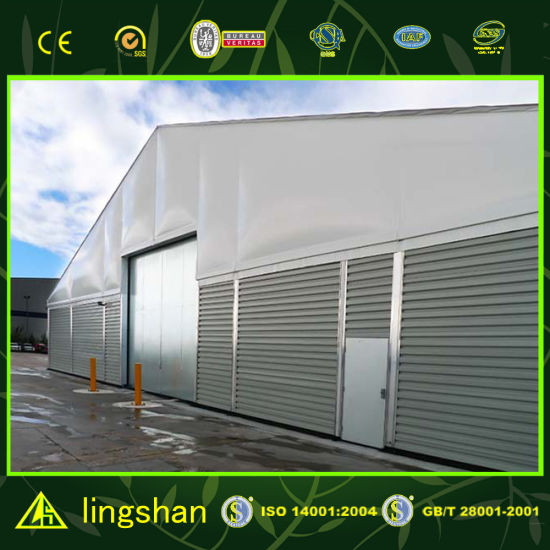 Prefabricated Steel Frame Warehouse Building (LS-FL-066Y) pictures & photos