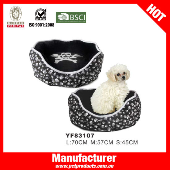 Pet Product Handmade Dog Bed (YF83107)