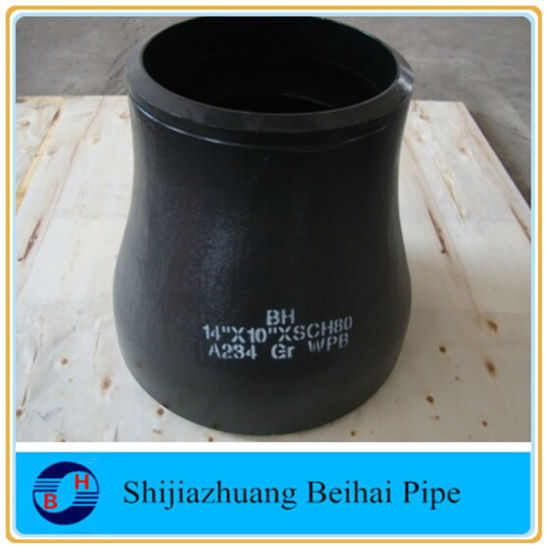 Con Reducer Carbon Steel Pipe Fitting with API ISO Approval