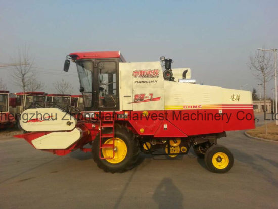 Large Harvester Cutter Head for Wheat Rice Soybean Reaping pictures & photos