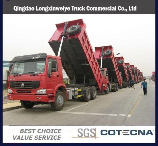 HOWO 6X4 Heavy Duty Dump Truck