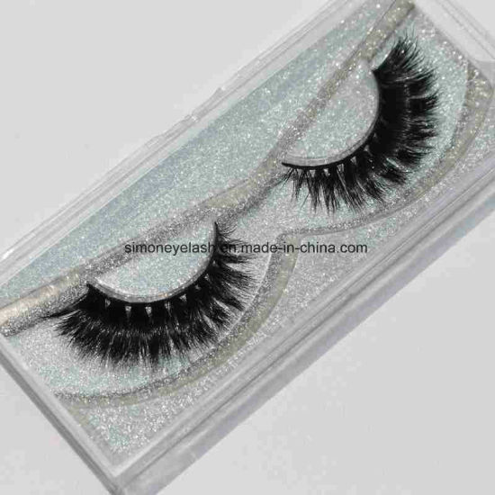 100% Natural Siberian Mink Fur Soft Lashes Extensions pictures & photos