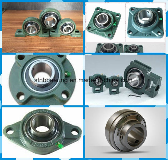 Pillow Block Bearings Ucp Ucf Ucfl Uct Ukp Bearing Housing pictures & photos