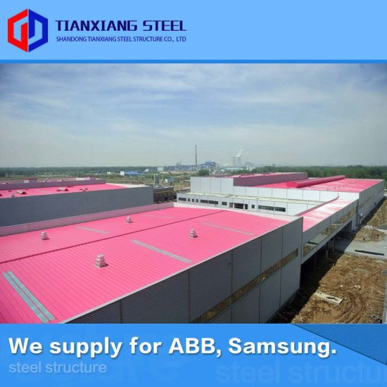 Termite Proof Good Cost Effectiveness Steel Frame Storage Buildings