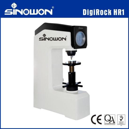 Analog Electronic Superficial Rockwell Hardness Tester for Annealed Steel pictures & photos