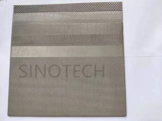 High Quality 6-Layer Sintered Stainless Steel Wire Mesh/Filter Mesh/Metal Mesh Factory