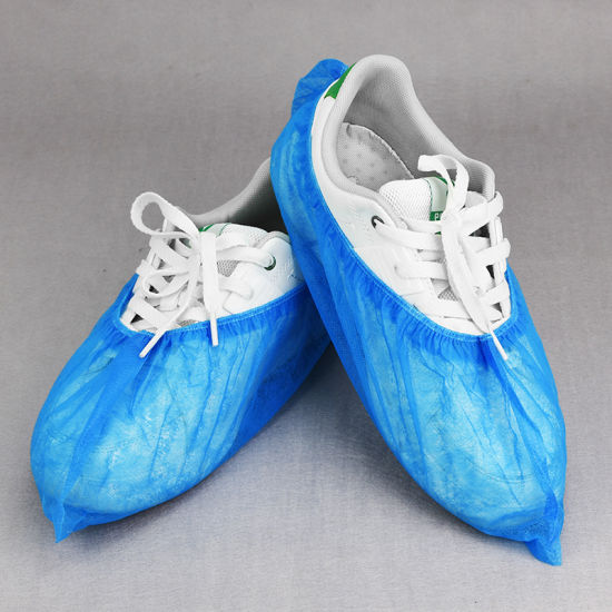 Export Quality Waterproof Disposable Non-Woven Shoe Cover