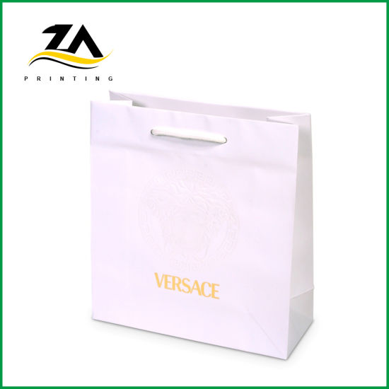 High Quality Promotional Printed Paper Bag for Box