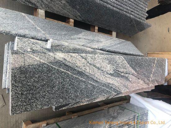 China Grey Juparana Granite for Slabs/Tiles/Countertops