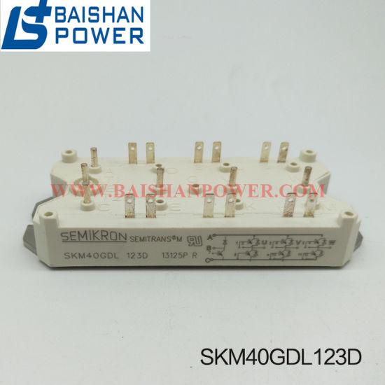 SEMIKRON NEW MODULE SKiiP13NAB065V1