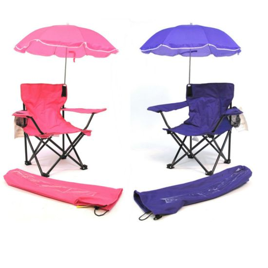 Marvelous Kids Outdoor Canopy Foldable Childrens Chair For Camping Tailgates And Outdoor Events Evergreenethics Interior Chair Design Evergreenethicsorg