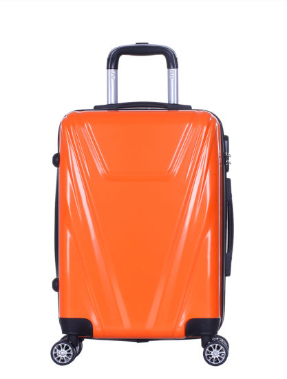 Hot Trendy Design Travel Luggage Lightweight Trolley Suitcase with 4 Spinner Wheels (XHP116)