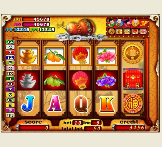 Geldautomaten casino