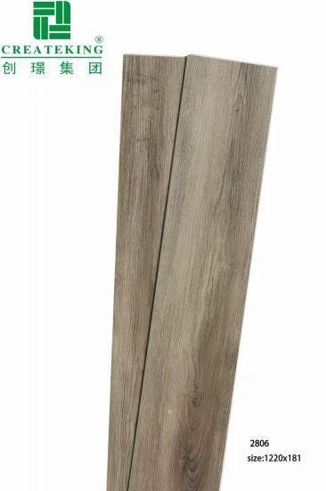 Spc Commercial Wood Vinyl Flooring, Click System Tile