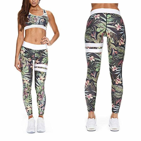 Women Yoga Clothing Tracksuit High Elasticity Workout Clothes Sportswear Sport Leggings Fitness Apparel Running Wear Training Jogging Activewear
