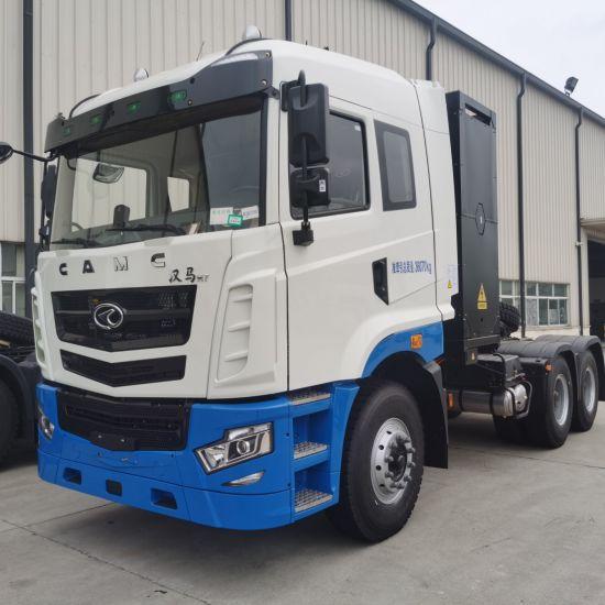 2021 CAMC High Quality 6*4 Electric Trucks