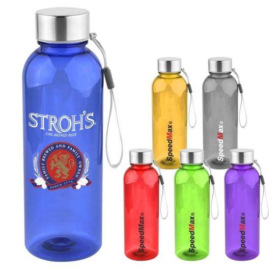 BPA Free 500ml Tritan Drinking Eco Bottle Plastic Sports Water Bottle