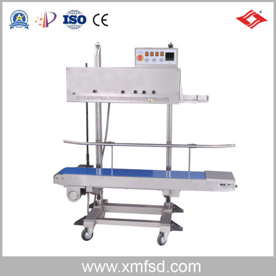 Ink Wheel Color Printing Continuous Sealing Machine Filling Machine