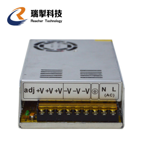 Top Sale Small Size LED Power Supply DC12V 350W 360W 100V-240V Lighting Transformers Adapter High Quality Safe Driver LED Driver Home Industrial Construction