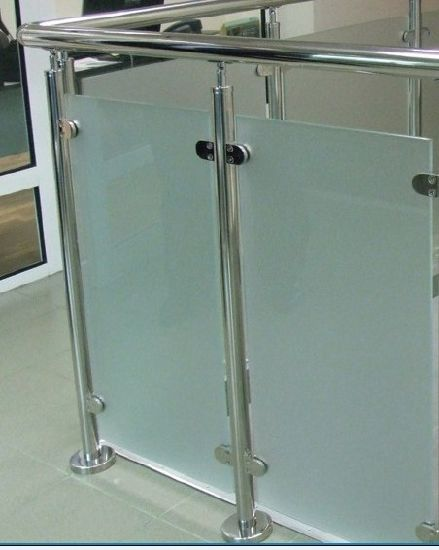Customized Stainless Steel Balcony Handrail and Railing System