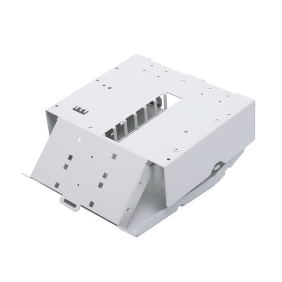Processing Technology Service CNC Printer Cover Housing Metal Enclosure pictures & photos