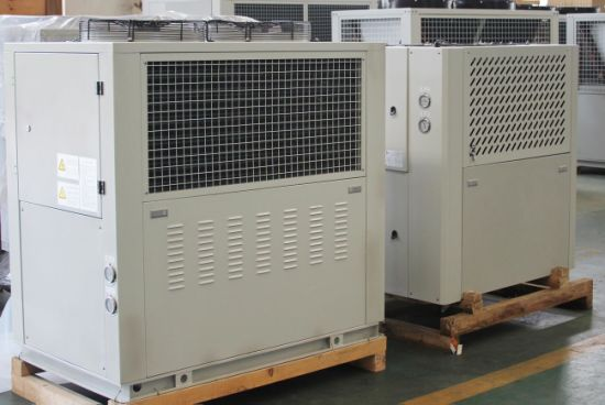 Air Cooled Water Chiller for Heat Pump Water Chiller Industrial Absorption Chiller Air Cooled Chiller Water Plant