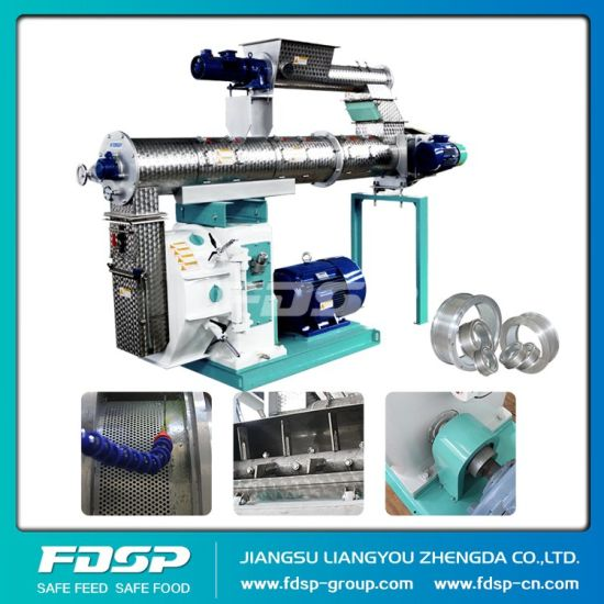 Fdsp Series Feed Pellet Mill, Livestock Pellet Machine pictures & photos
