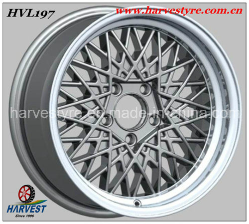 Aluminum Wheels for Car and SUV pictures & photos