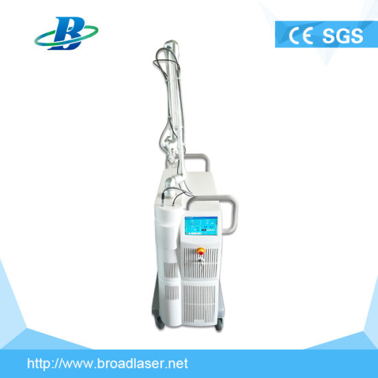 Micro Needle RF Tube CO2 Fractional Scar Removal Laser pictures & photos